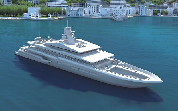 ABB to provide Azipod® electric propulsion for eco-friendly superyacht