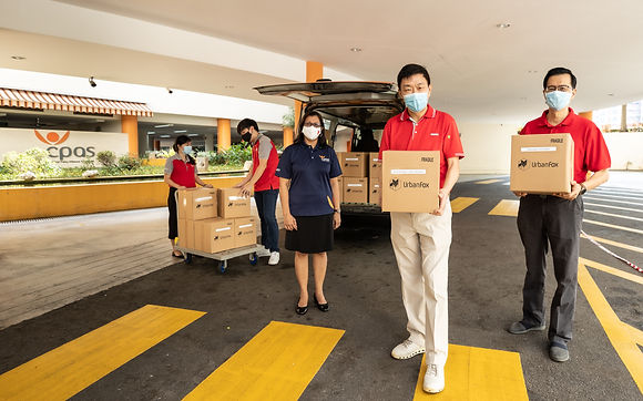 Keppel extends support to vulnerable groups in fight against COVID-19