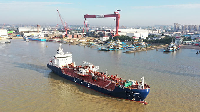 Keppel grows track record on LNG vessels with delivery of LNG Carrier