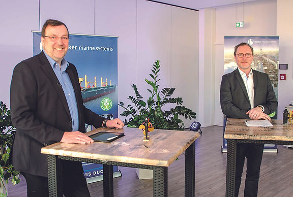 Nakashima Propeller And Becker Marine Systems Strengthen Their Joint Position In The Global Maritime Market