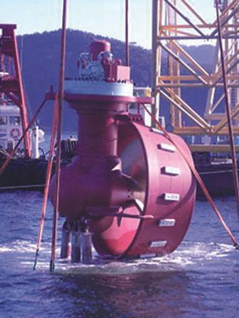 Underwater Mounting Rexpeller