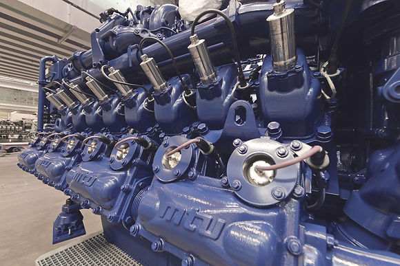ROLLS-ROYCE SUPPLIESmtuGAS ENGINES FOR WORLD'S FIRST LNG TUGBOAT                                           WITH HYBRID SYSTEM