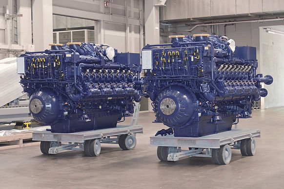 ROLLS-ROYCE SUPPLIES mtu GAS ENGINES FOR WORLD'S FIRST LNG TUGBOAT                                           WITH HYBRID SYSTEM