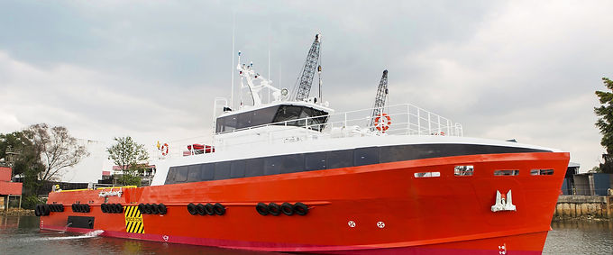 Strategic Marine Signs Contract with Centus Marine For its Industry Leading 40m Fast Crew Boat