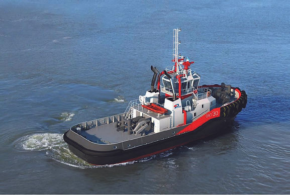 PIRIOU Signs For The Order Of A New Tug For CARAIBES REMORQUAGE