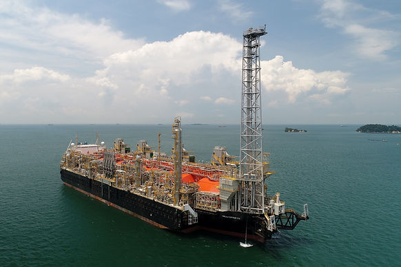Keppel's FLNG conversion solution achieves 33% GHG emission savings