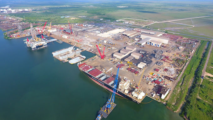 Keppel Shipyard, clinched contracts worth approximately S$200 million combined