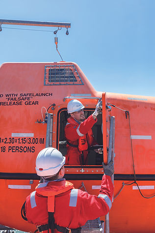 SURVITEC ENHANCES LIFEBOAT INSPECTION SOLUTION TO DELIVER SAVINGS AND FLEXIBILITY FOR SHIP OPERATORS