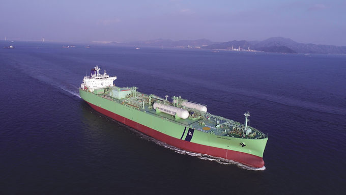 World's First LPG-Fuelled VLGC Now Undergoing Sea Trials With Wärtsilä Fuel System