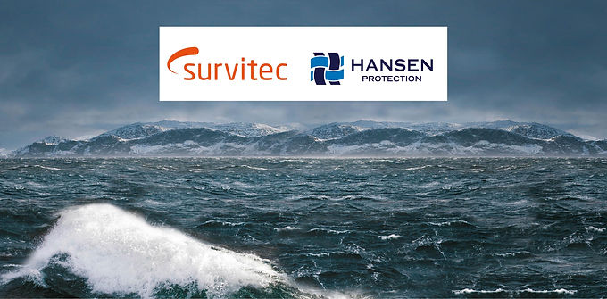 SURVITEC ACQUIRES HANSEN PROTECTION, STRENGTHENING ITS POSITION AS THE GLOBAL LEADER IN SURVIVAL TECHNOLOGY