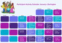 Participant Activity Calendar - Darlingt