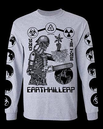 Earthkiller Long Sleeve Tee