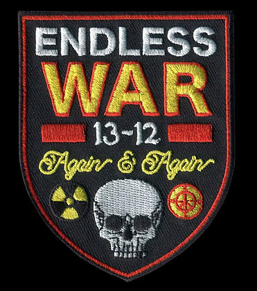 Endless War Embroidered Patch