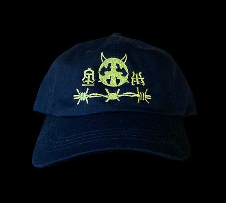 P.E.A.C.E. Embroidered Hat