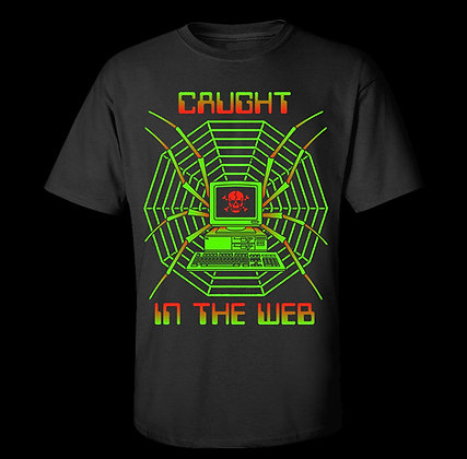 Caught In The Web T-Shirt