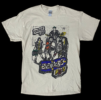 Swankers P.M.S. Hand Colored T-Shirt