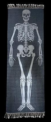 Skeleton Pashmina Scarf
