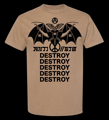 Bat T-Shirt Reissue Preorder (Club A Benefit)