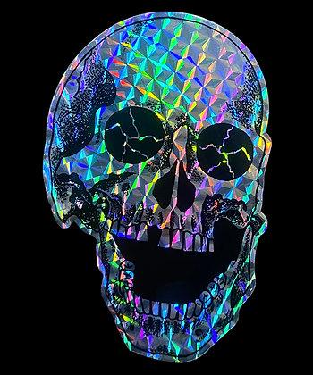 Skull Prism Sticker
