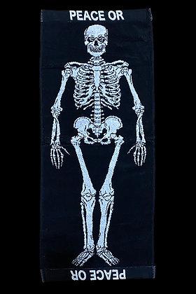 Skeleton Hand Towel