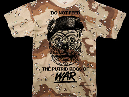 Laugh Now/ Dogs Of War R.I.P.