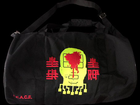 Anti Cyborg Duffle Bag