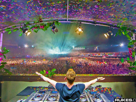 Hardwell: Not Good Enough for Tomorrowland! Why He's been snub two years in a row?