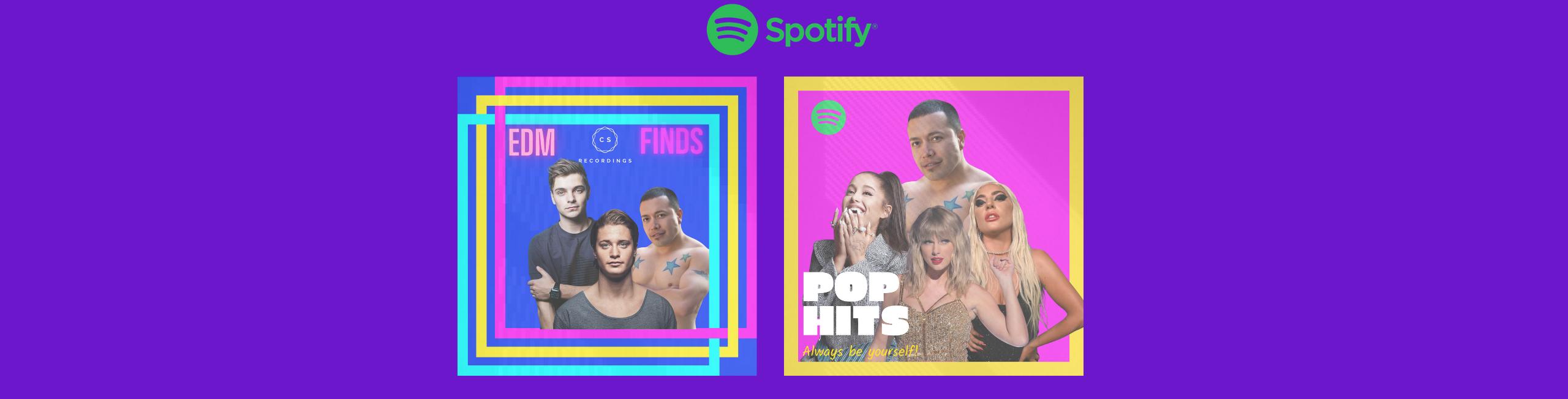 Pop, Dance Spotify Playlist
