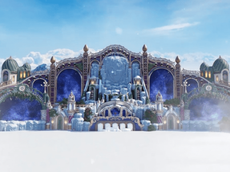 TOMORROWLAND REVEALS MAIN STAGE DESIGN FOR WINTER EDITION