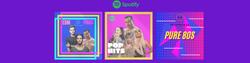 Pop and Dance Spotify Playlist