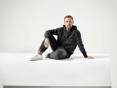 Armin van Buuren Talks New Music & Giving Up-and-Coming Talent a Platform on His Radio Show