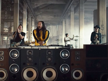Steve Aoki Confirms 'Forever Alone' Collaboration With Paulo Londra