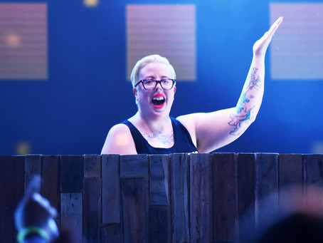 The Black Madonna 'Had a F---ing Great Time' on Holy Ship: 'Being Jaded Is Lame