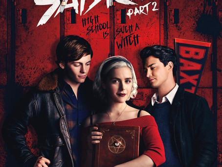 "Gavin Leatherwood, The Chilling Adventures of Sabrina's Nick Scratch, Is Actually ""Team Harvey"""