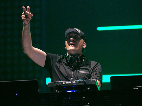 Paul van Dyk Hospitalized Following Fall From ASOT Festival Stage