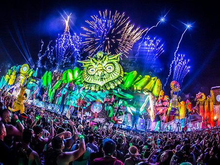 EDC 2016 Line Up Release: Kaskade, DJ Snake, Alesso, and Many More