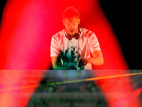 Calvin Harris Added as Saturday Headliner for Creamfields 2019