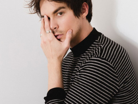 Roswell New Mexico' Tyler Blackburn Comes Out as Queer: 'I Want to Feel Free'
