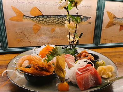 Sashimi Festival Sushi | Restaurante fus