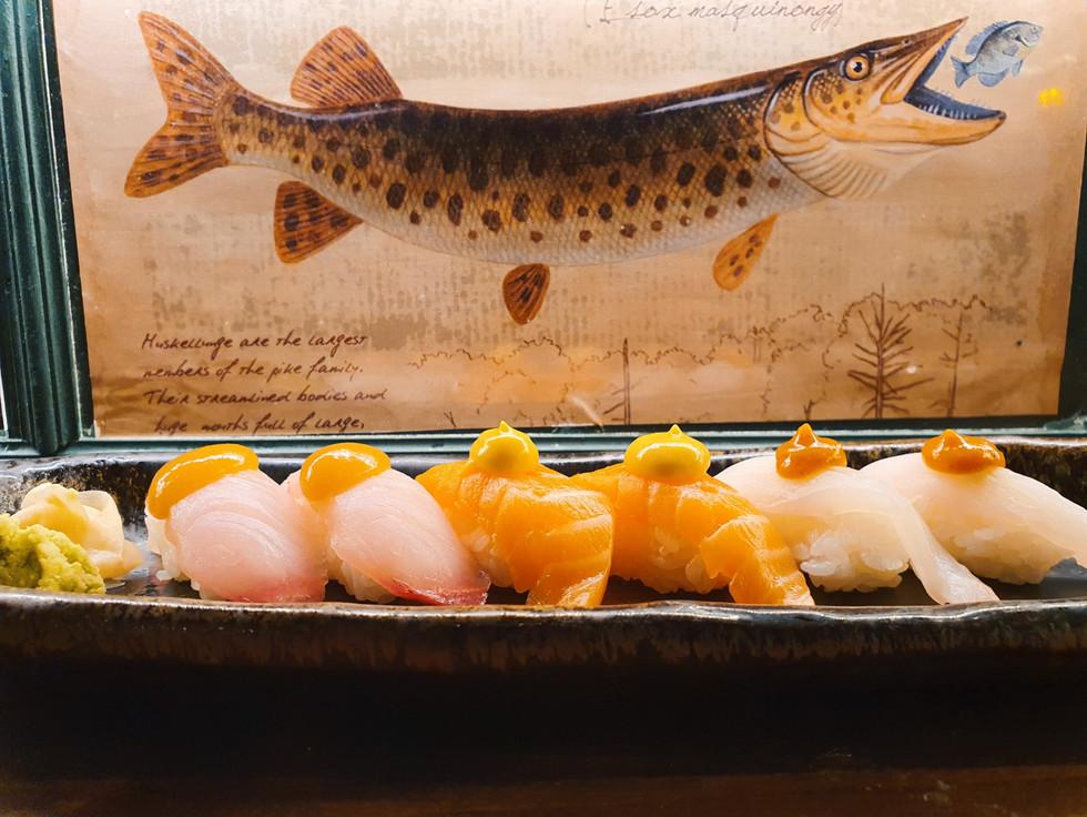 Nigiri 6 | Restaurante fusión japonés fi