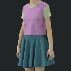 2D 3D Sewing