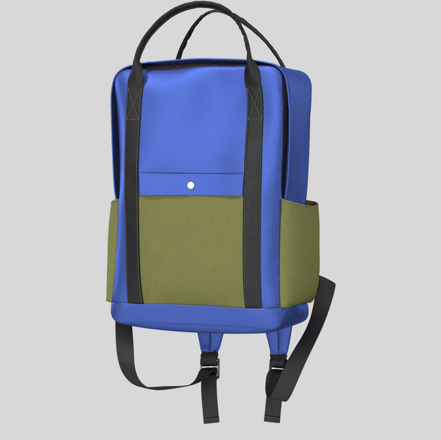 Assemble Back Pack