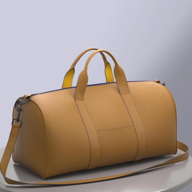 Boston Bag w Shoulder Strap