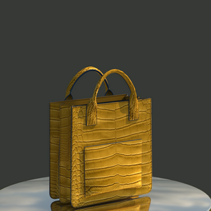 Accordion Gusset Bag