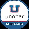 Unopar Rubiataba - Logomarca png - Fundo