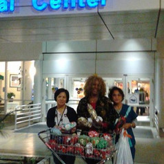 Toys delivered to the children in ICU at ARMC