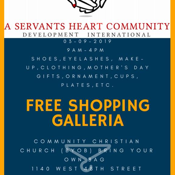 Free Shopping Galleria