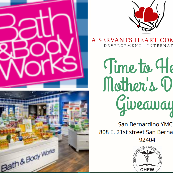 Time to Heal Mother's Day Event (Invitation only)