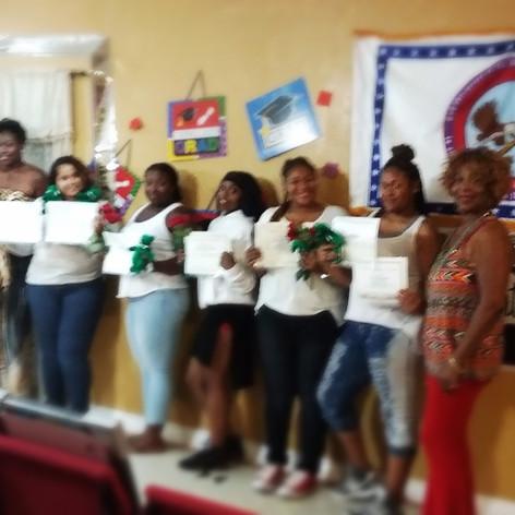 Life Skills for Youth Graduates 2016