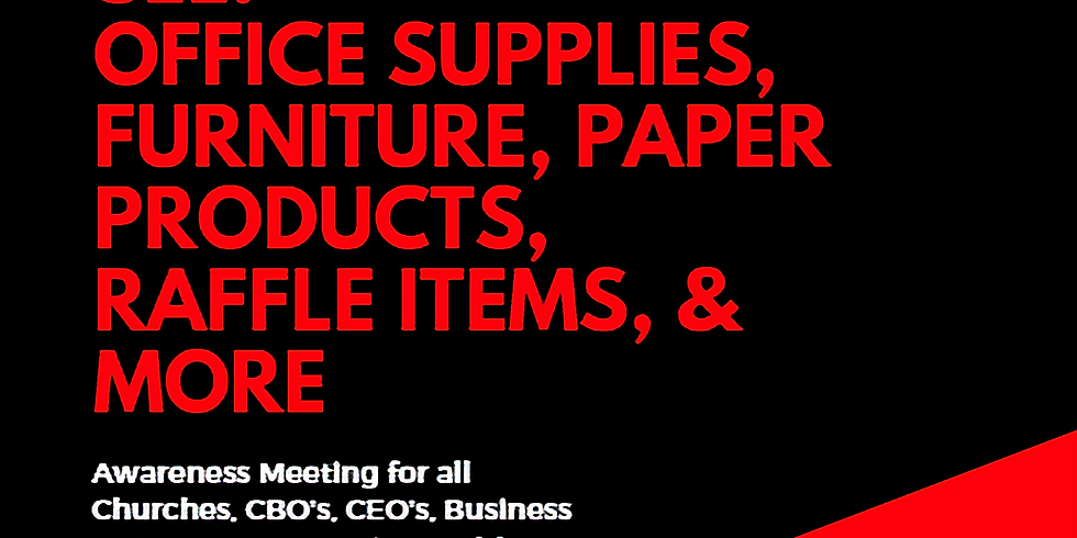 Product Awareness Meeting for Business Owners